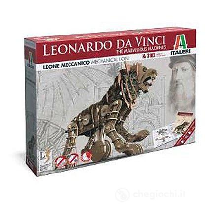 Leonardo da Vinci - Leone Meccanico