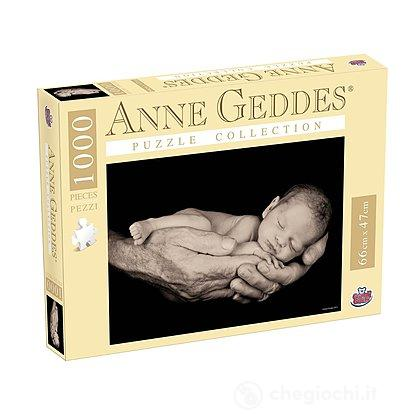Puzzle Anna Geddes 1000 Pezzi, Father's Hands
