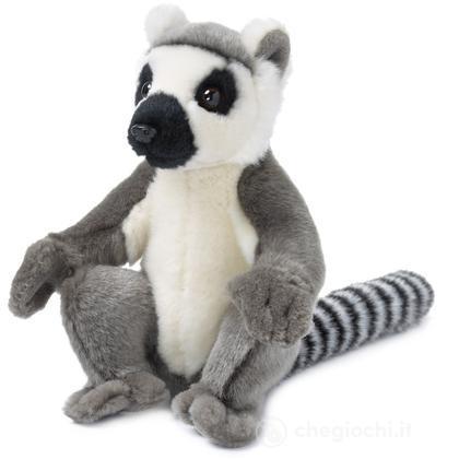 Lemure seduto piccolo
