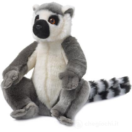 Lemure seduto medio