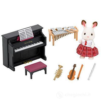 Set scuola di musica + 1 personaggio (5106)