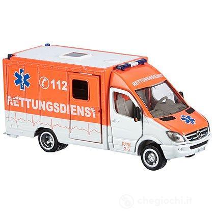 Ambulanza 1:50 (2108)