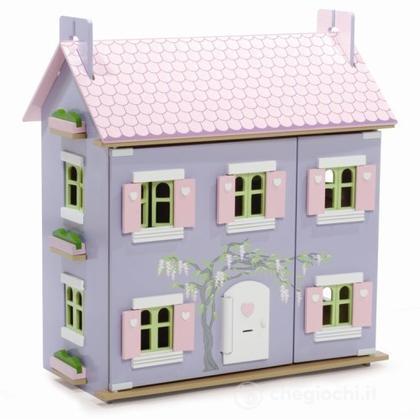 Lavender house Casa delle bambole (H108)