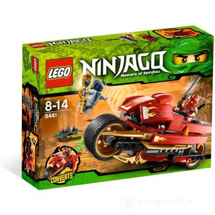 LEGO Ninjago - La moto di Kai (9441)