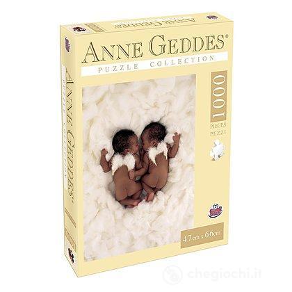 Puzzle Anna Geddes 1000 Pezzi, Angels