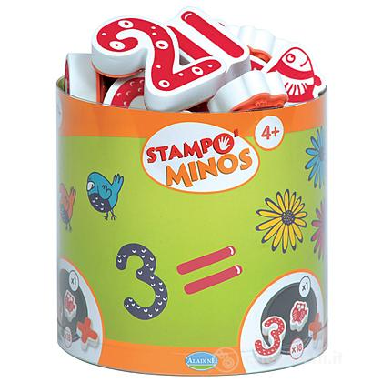 Stampo Minos - Numeri