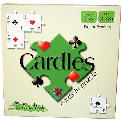 Cardles + Libro