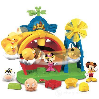 la fattoria di topolino w8404 personaggi e playset