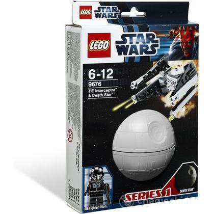 LEGO Star Wars - TIE Interceptor & Death Star (9676)