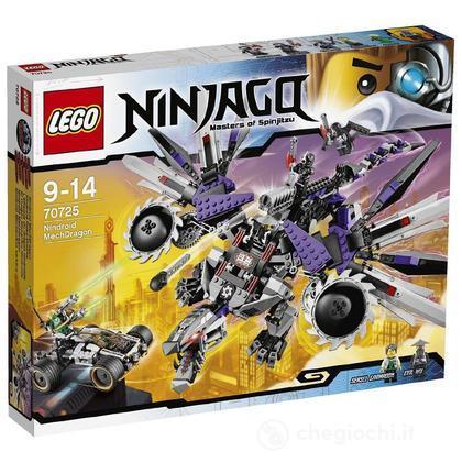 Nindroid MechDragon - Lego Ninjago (70725)