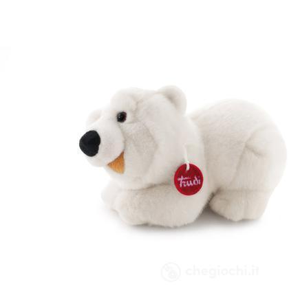 Orso Polare Placido sdraiato