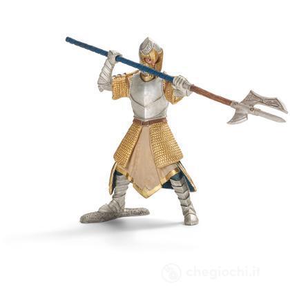 Cavaliere del grifone con alabarda (70113)