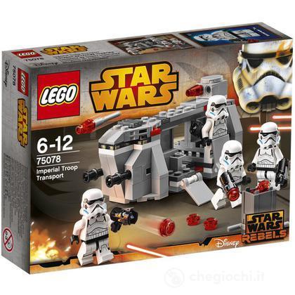 Trasporta-truppe Imperiale - Lego Star Wars (75078)