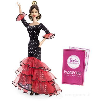 Barbie Dolls of the world - Spagna (X8421)