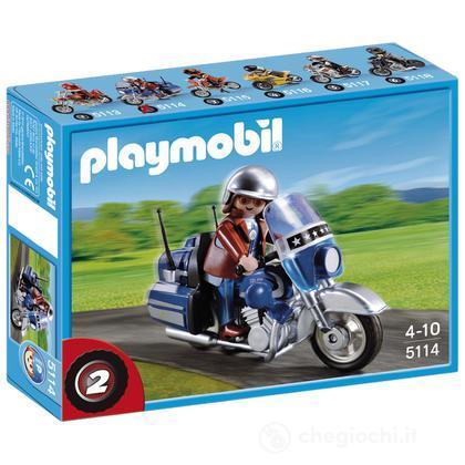 Moto tourer (5114)