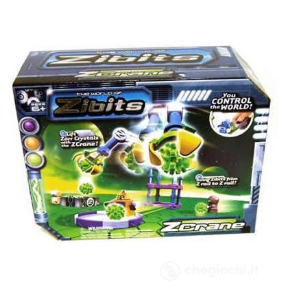 Playset Zibits - Zcrane
