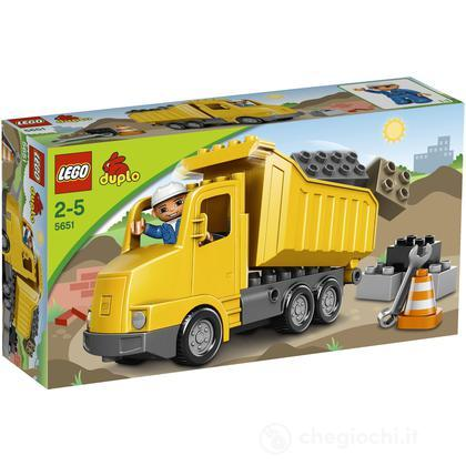LEGO Duplo - Autoribaltabile (5651)