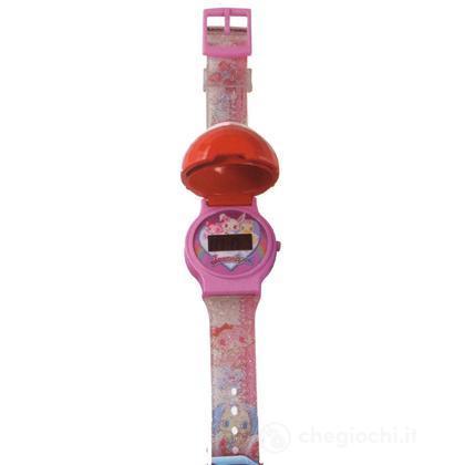Jewelpet - Jewel watch Rosso