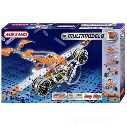 Meccano 15 Models set