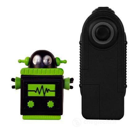 Robot Zibits - Code (nero verde)