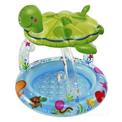 Piscina Baby Tartaruga 102 x 107 cm