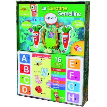 Carotina penne parlanti gemelline quiz (41190)