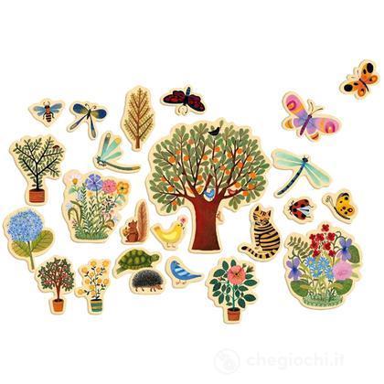 Magneti giardino poetico (DJ03120)