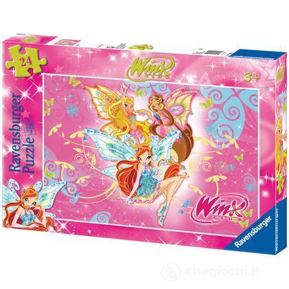 Winx: Flora, Aisha, Bloom e Stella