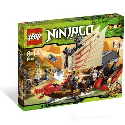 LEGO Ninjago - Il vascello del destino (9446)