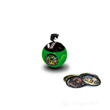 Slingers Set Base - Quexalcotal verde(9140)