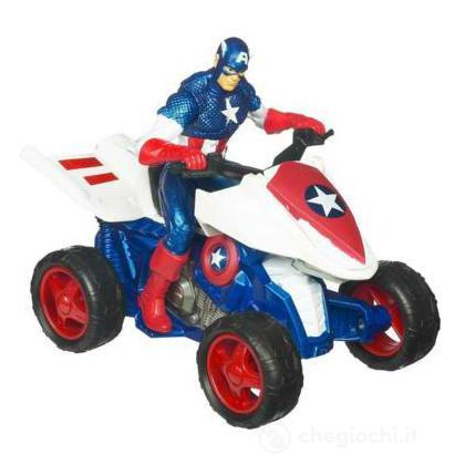 Avengers - Quad Capitan America (29560)