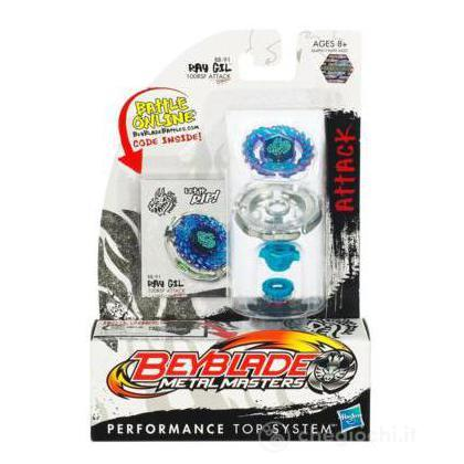 Beyblade Metal Masters - Ray Gil BB-91 100RSF Attack (36499)