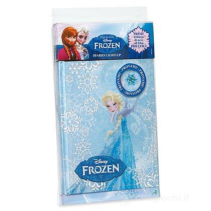 Frozen Diario Light Up Auguri Preziosi (87405)