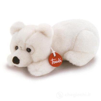 Orso Polare Placido sdraiato piccolo (25122)