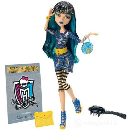 Monster High Picture Day - Cleo (Y8496)