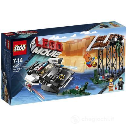 L' Inseguimento di Poli Duro - Lego The Movie (70802)