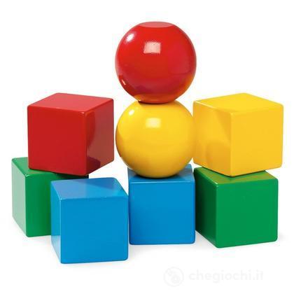 Blocchi magnetici in legno (4430123)