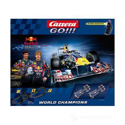 Pista Carrera GO!!! Red Bull F1 Masters (13589)