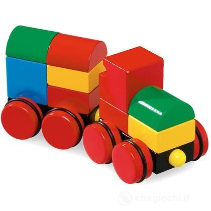 Treno costruzioni magnetiche (30124)