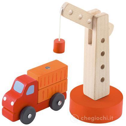 Gru con Camion (82126)