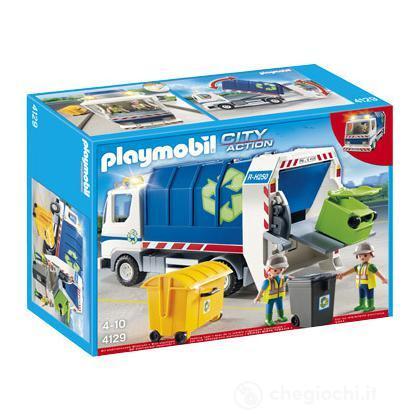 Camion ecologico con luci (4129)