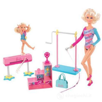 Barbie I Can Be Insegnante di Ginnastica Artistica (Y7381)