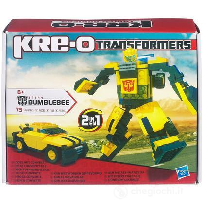 Kre-O Tra Basic Bumblebee