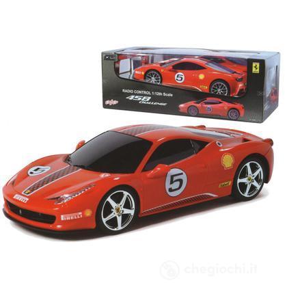 Auto Ferrari 458 Challenge 1:12 radiocomandata