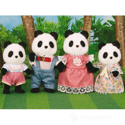 Famiglia Panda