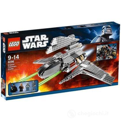 LEGO Star Wars - Shuttle dell'imperatore Palpatine (8096)