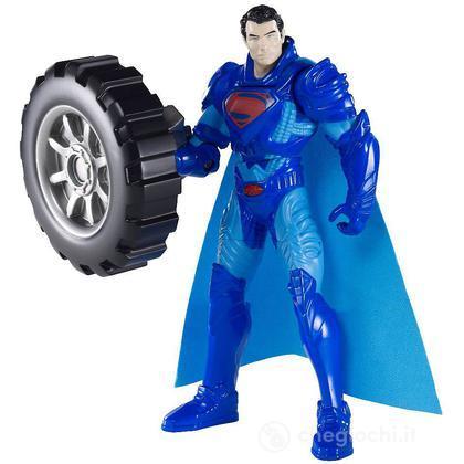 Superman mega pneumatico – Personaggio Deluxe Superman (Y0809)