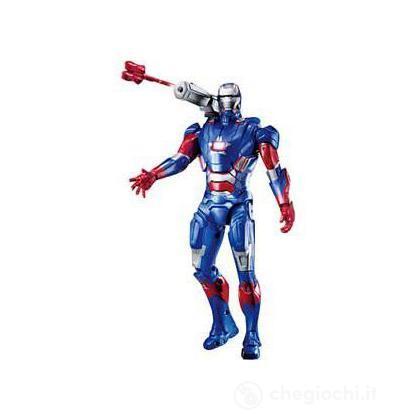 Iron Man Patriot Elettronico Arc Strike
