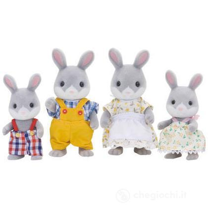 Cottontail Rabbit Family (3134)