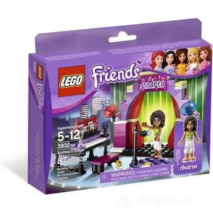LEGO Friends - Il Concerto di Andrea (3932)